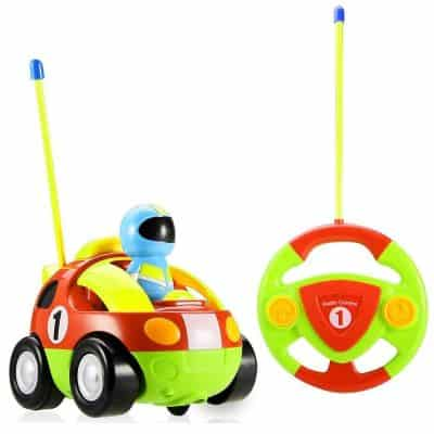 Remote Control Car for 1 Year Old Child