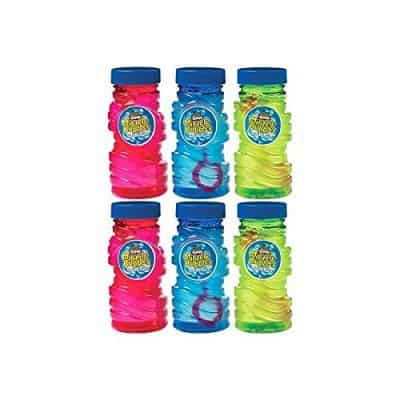 Super Miracle Bubble Makers Pack of 6