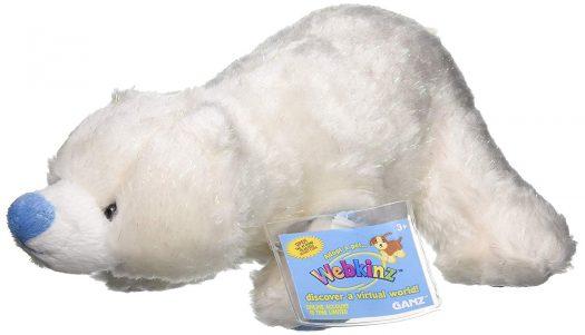 Webkinz Arctic Polar Bear Plush