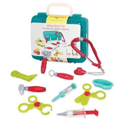 Battat Deluxe Doctor Toy Medical Kit for Kids