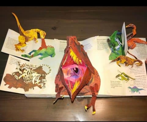 Dinosaur: The Definitive Pop-Up Book by Robert Subuda