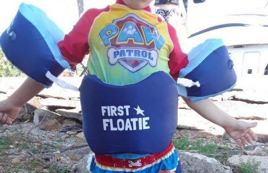 Doji Kids First Floatie Swim Vest