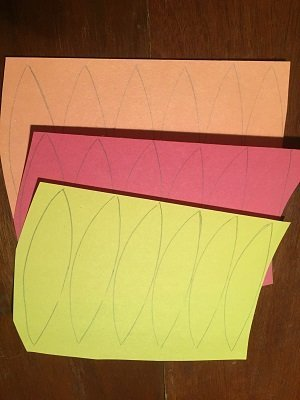Thanksgiving Crafts for Kids Feather Template