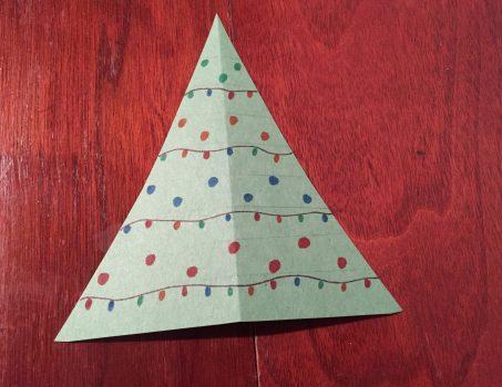 Easy Christmas Tree Crafts for Christmas