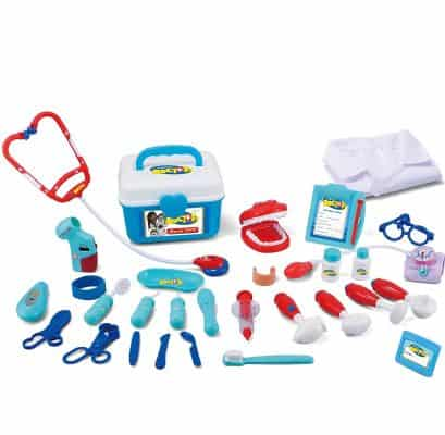 JOYIN Toy Doctor Kit