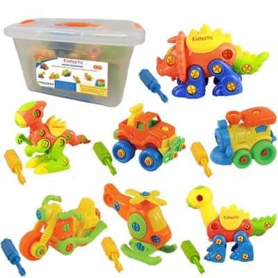 Kidtastic Dinosaur Toys Take Apart Dinosaurs