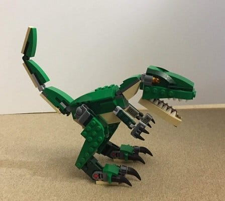 LEGO Creator Mighty Dinosaurs 31058 Toy