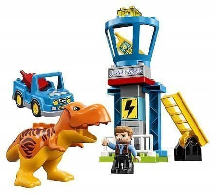 LEGO DUPLO Dinosaur Toy for Toddlers and Preschoolers