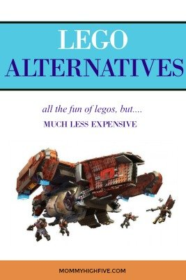 Lego Alternatives for Kids