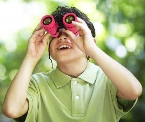 Joyjam Compact Shockproof Kids Binoculars