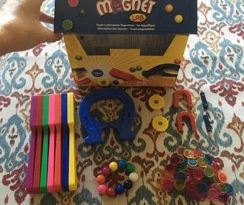 Learning Resources Super Magnet Lab Kit