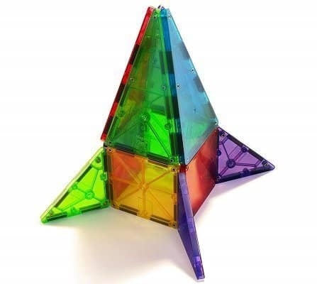 Magna-Tiles Magnetic Building Tiles