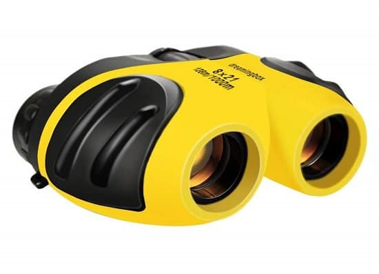 TOP Gift Compact Shock Proof Binoculars for Children
