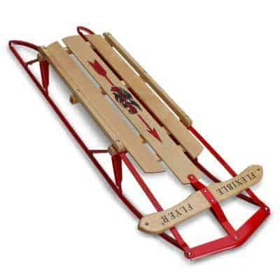 Best Wood Sled for Kids