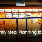 Family Meal Planning–Four Fun Ways to Plan Your Family Meals!