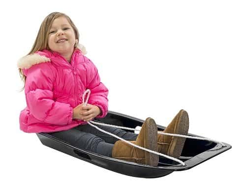Sled Kids Winter Toboggan Sled