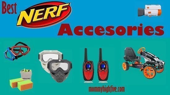 Best Nerf Gun Accessories and Modifiers to Buy in 2019