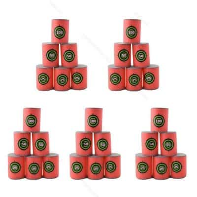 Estink 30pcs Soft EVA Bullet Target