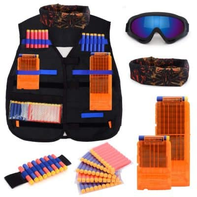 Forliver Kids Tactical Vest Kit