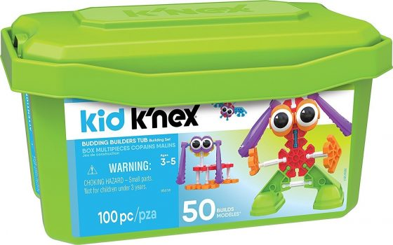 Kid K'NEX – Budding Builders Building Set