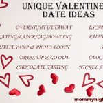 10 Unique Valentine's Day Date Ideas