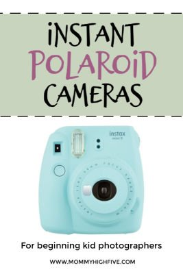 Instant Polaroid Camera for Kids