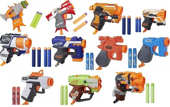 Nerf for  Young Kids