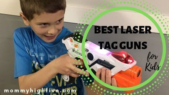 Best Laser Tag Guns for Kids