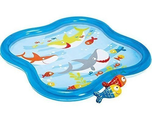 Intex Inflatable Aquarium Baby Pool