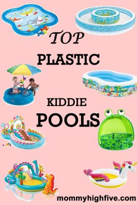 Great Plastic Kiddie Pools for Young Kids