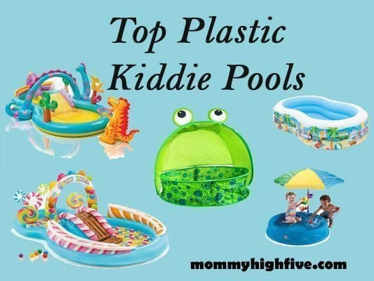 Best Plastic Kiddie Pools