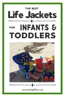 The Best Life Jackets for Infants and Toddlers