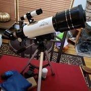 Maxlapter-Telescope
