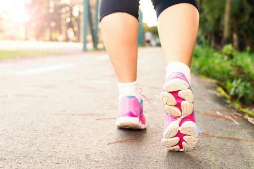 Postpartum walking