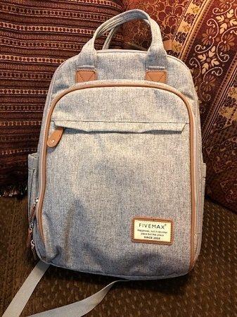 FIVEMAX Diaper Bag Backpack