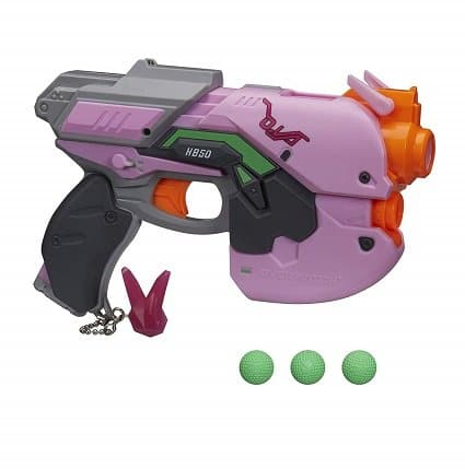 Overwatch Nerf Gun for Girls