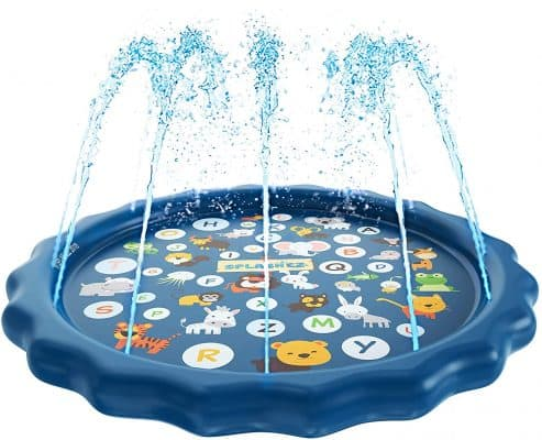 SplashEZ 3-in-1Sprinkler and Splash Pad