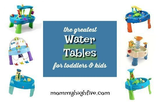 Best Water Tables for Toddlers and Kids
