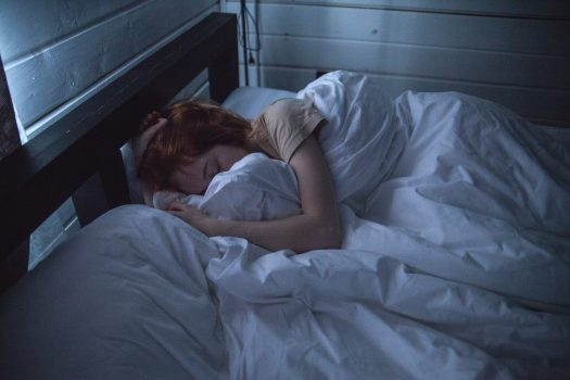 Pregnancy sleep