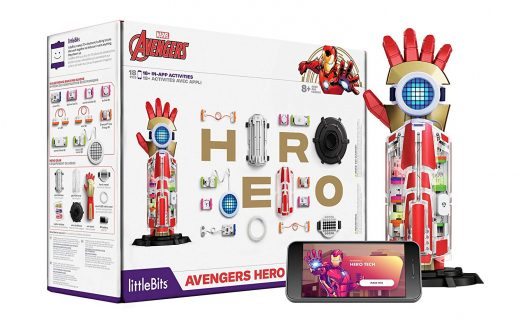 Avengers Hero Inventor Kit
