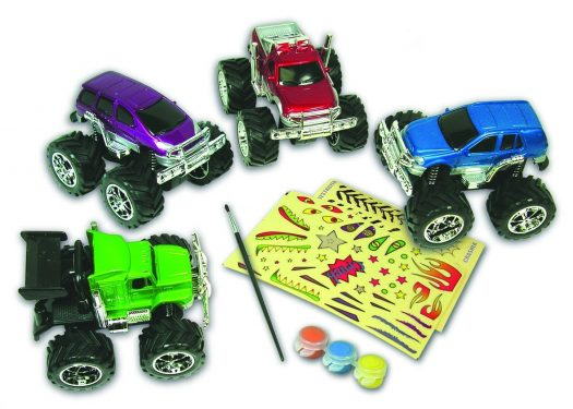 Creativity for Kids Monster Truck Custom Shop