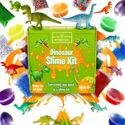 Stretchiest Dinosaur Slime Kit