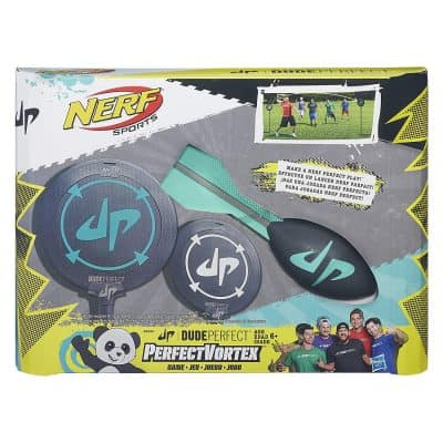 Nerf Sports Dude Perfect PerfectVortex Game