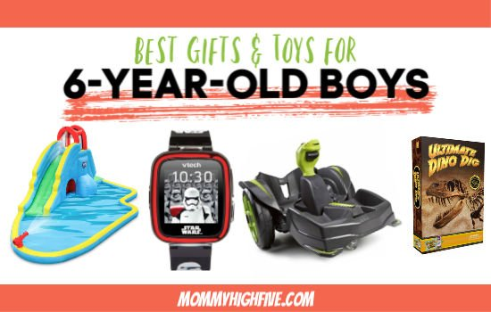 Toys for 6-year-old boys