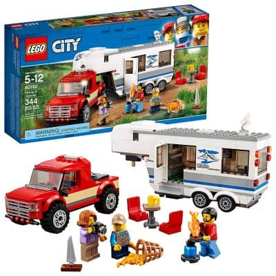 LEGO City Pickup & Caravan Set
