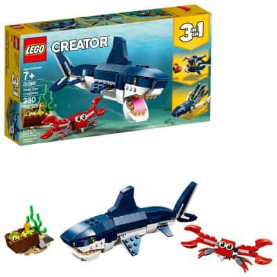 LEGO Creator Deep Sea 3 in 1 Set