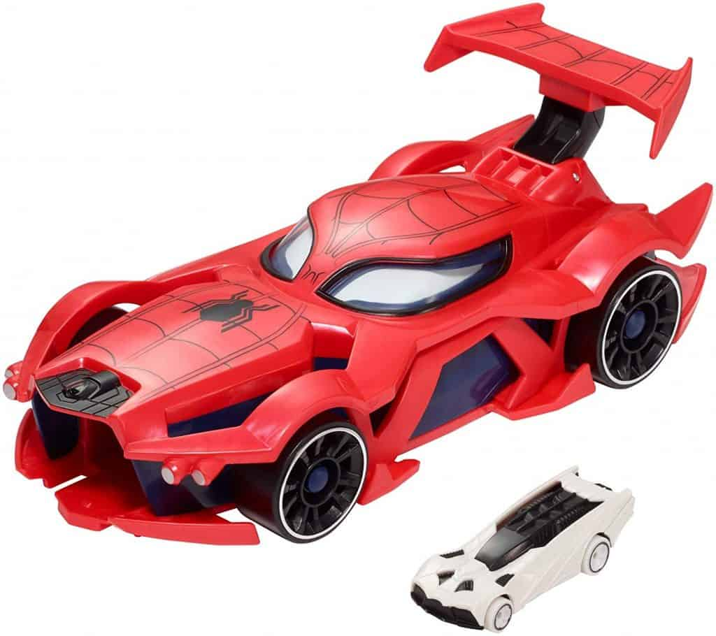 Spider-Man Web-Car Launcher