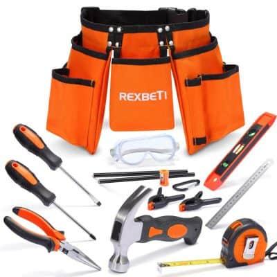 REXBETI 15 Piece Tool Set