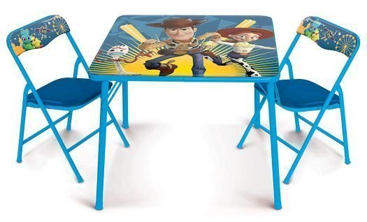 Toy Story Activity Table and Chairs