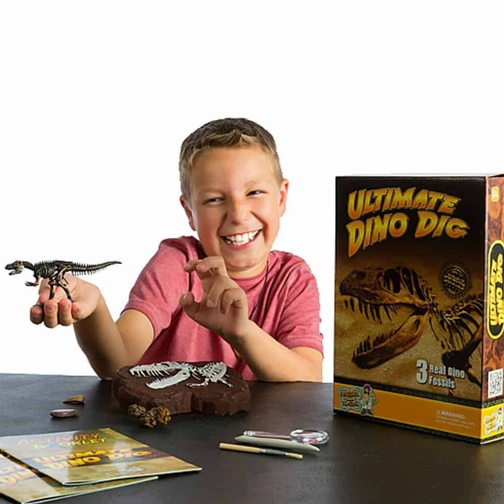 Ultimate Dino Dig Science Kit